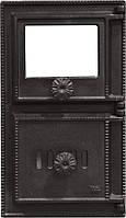 Топочные дверцы Pisla HTT 136 (230x390)