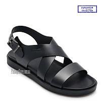 Мужские кожаные сандалии Bertoni-0310