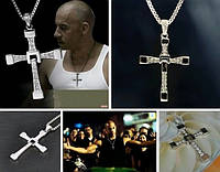 Крест Доминика Торетто  из Форсажа (кулон Вина Дизеля)