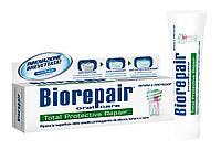 Зубная паста Biorepair total protective repair Профессиональная защита и восстановление эмали 75мл