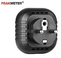 PM8908C+PM6860DR, комплект: детектор напряжения + тестер УЗО, фото 3