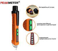 PM8908C+PM6860DR, комплект: детектор напряжения + тестер УЗО, фото 4