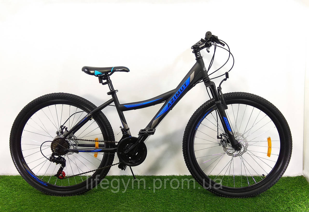 Горный велосипед Azimut Navigator 26 D