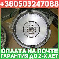 ⭐⭐⭐⭐⭐ Маховик ЯМЗ 236 нового  образца  Z=132 (2-х дисков. сцепления,мод. 3,75) (пр-во ЯМЗ)