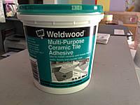 Клей для мозаики, керамической плитки, пробки, бамбука (готовый) 0,946л/1,2кг