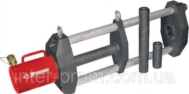Выпресовщик шкворней и пальцев траковых цепей ВП70П250, фото 2