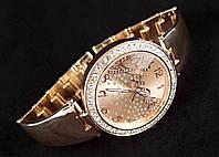 Стильные женские GUESS - цвет розовое золото