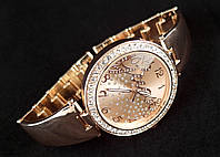 Стильные женские GUESS - цвет розовое золото, фото 1