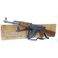 Оружие игрушечное, страйкбольный автомат, аналог АК47, автоматический взвод, JG 239, аккумулятор с зарядкой