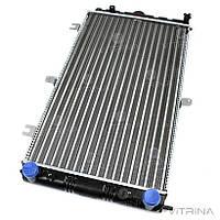Радиатор охлаждения Приора ВАЗ-2170, 2171, 2172, 2110, 2111, 2112 (1,6 16 кл.)   (ДМЗ) Россия
