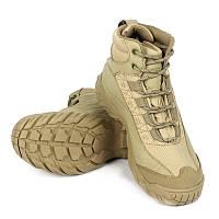 Ботинки Oakley № 534 беж (р41)