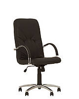 Кресло Manager steel chrome