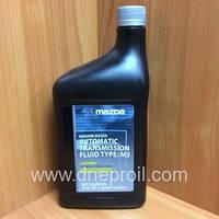 Трансмиссионное масло Mazda  ATF Type M5 (0000-77-112Е-01) 1л. (946 мл.)