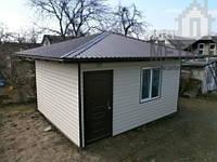 Жилой дом быстровозводимый, проект и быстрое строительство под ключ