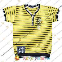 Модные футболки для мальчика фирма Фагис от 8 до 14 лет (3395-2)
