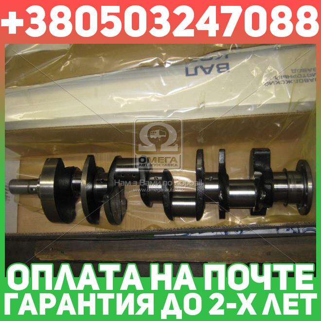 ⭐⭐⭐⭐⭐ Вал коленчатый ГАЗ 53 с вкладышами (производство  ЗМЗ)  53-1005013-01