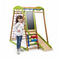 Детский спортивный комплекс для дома BabyWood Plus SportBaby