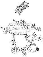 Замыкания, рама, подъемник, погрузчик Е1-4-1