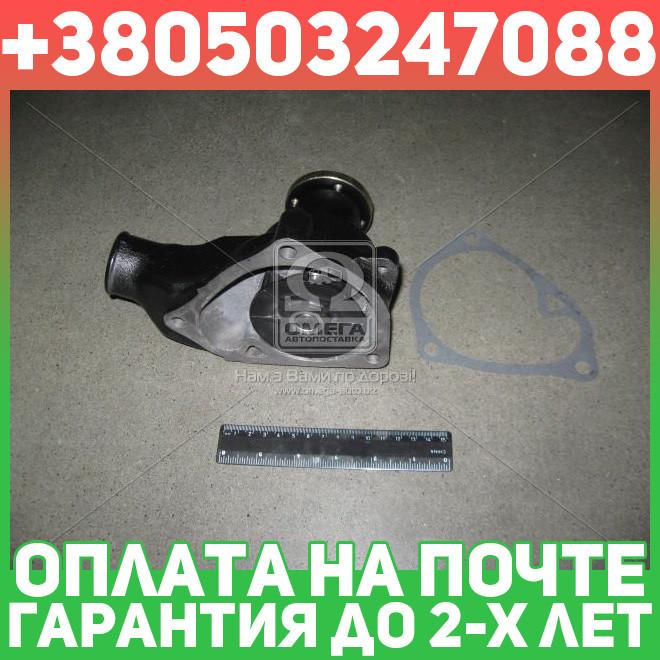 ⭐⭐⭐⭐⭐ Насос водяной ГАЗ 52 c прокладкой, чугунный корпус (производство  ПЕКАР)  12-1307010