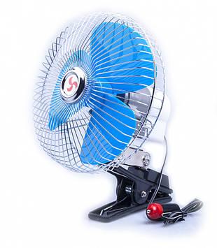 Автомобільний вентилятор R-3, 12V, 8 дюймів