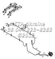 Гидравлические, моллюск лопата установка, погрузчик Е1-4-3, фото 1