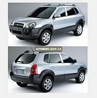 Зеркало правое Hyundai Tucson 4-