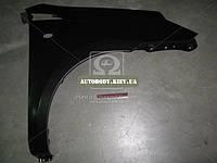 Крыло переднее правое Chevrolet Aveo (Шевроле Авео) 08- (пр-во TEMPEST)