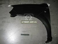 Крыло переднее левое Chevrolet Aveo (Шевроле Авео) T250 06- (пр-во TEMPEST)