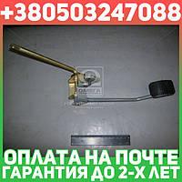 ⭐⭐⭐⭐⭐ Педаль акселератора ВОЛГА с валиком и рычагом (пр-во ГАЗ)