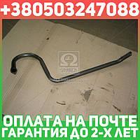 ⭐⭐⭐⭐⭐ Труба выхлопная ГАЗ 2410, 31029 (гусь длинный) РАСПРОДАЖА (производство  ГАЗ)  24-1203168