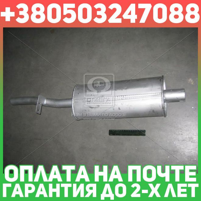 ⭐⭐⭐⭐⭐ Резонатор ГАЗ 3110 (производство  г.Львов)  24-34-1202008