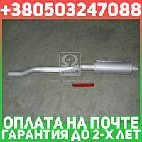 ⭐⭐⭐⭐⭐ Резонатор дополнительная    ГАЗ 31029,31105 двигатель 402,4062 с трубой (покупн. ГАЗ)