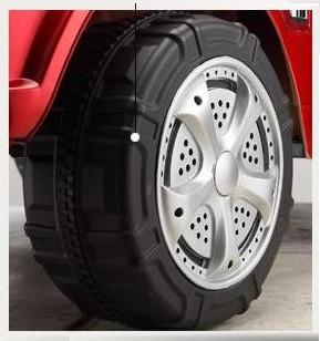 Колесо для детского электромобиля Land Rover 205 (без колпаков)