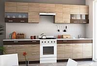 Кухня Алина комплект 2м Сокме