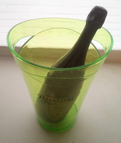 Ведра для шампанского Chateau Ste. Michelle. Кулер для льда, Б/У., фото 2