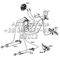 Гидравлические, мягкий привод система, загрузчик Е1-4-5-ОП