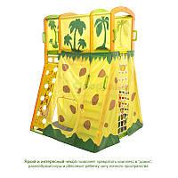 """Игровая палатка """"Домик Жирафика"""" - Спортана"""