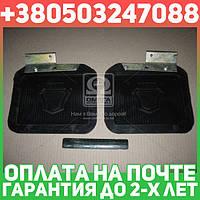 ⭐⭐⭐⭐⭐ Брызговик задний левый/прав. с кронштейна  ГАЗ 3110 в сборе