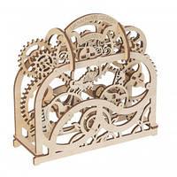 """3d конструктор из дерева для детей - механический """"Театр"""""""
