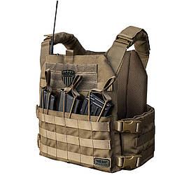 Плитоноска (Рlate carrier) с подсумками COYOTE