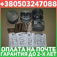 ⭐⭐⭐⭐⭐ Поршень цилиндра ЗМЗ 405 d=96,0 (поршневой палец+стопорные кольца+поршневые кольца) (группа А)(Black Edition/EXPERT)Мотор Комплект (МД Кострома)