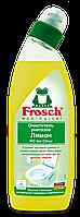 Чистящее средство для унитазов с экстрактом лимона FROSCH 750 мл