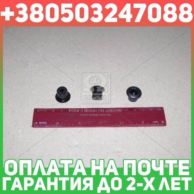 ⭐⭐⭐⭐⭐ Вкладыш (заглушка) облицовки нижний и боковины бампера заднего ГАЗЕЛЬ (бренд  ГАЗ)  3302-5301244