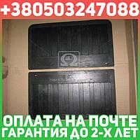 ⭐⭐⭐⭐⭐ Брызговик колеса задний ГАЗ 3302 ( 2 штуки)(бортовая) Газель (производство  Украина)  3302-8511188