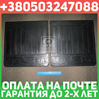 ⭐⭐⭐⭐⭐ Брызговик колеса задний ГАЗ 3302 (2 штуки)(бортовая удлинненная) Газель (производство  Украина)  3302-8511188-10