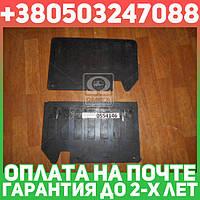 ⭐⭐⭐⭐⭐ Брызговик колеса задний ГАЗ 2705 (цельно металлический ) ( 2 штуки)Газель (производство  Украина)  2705-8511188