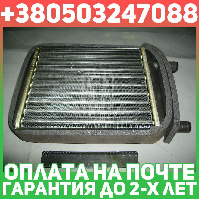⭐⭐⭐⭐⭐ Радиатор отопителя ГАЗ 3302,3321,2705,2217,33104 с прок. с 2003 г. (бренд  ГАЗ)  3310-8101056