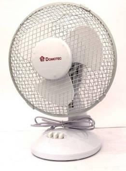 Настільний вентилятор DM-09