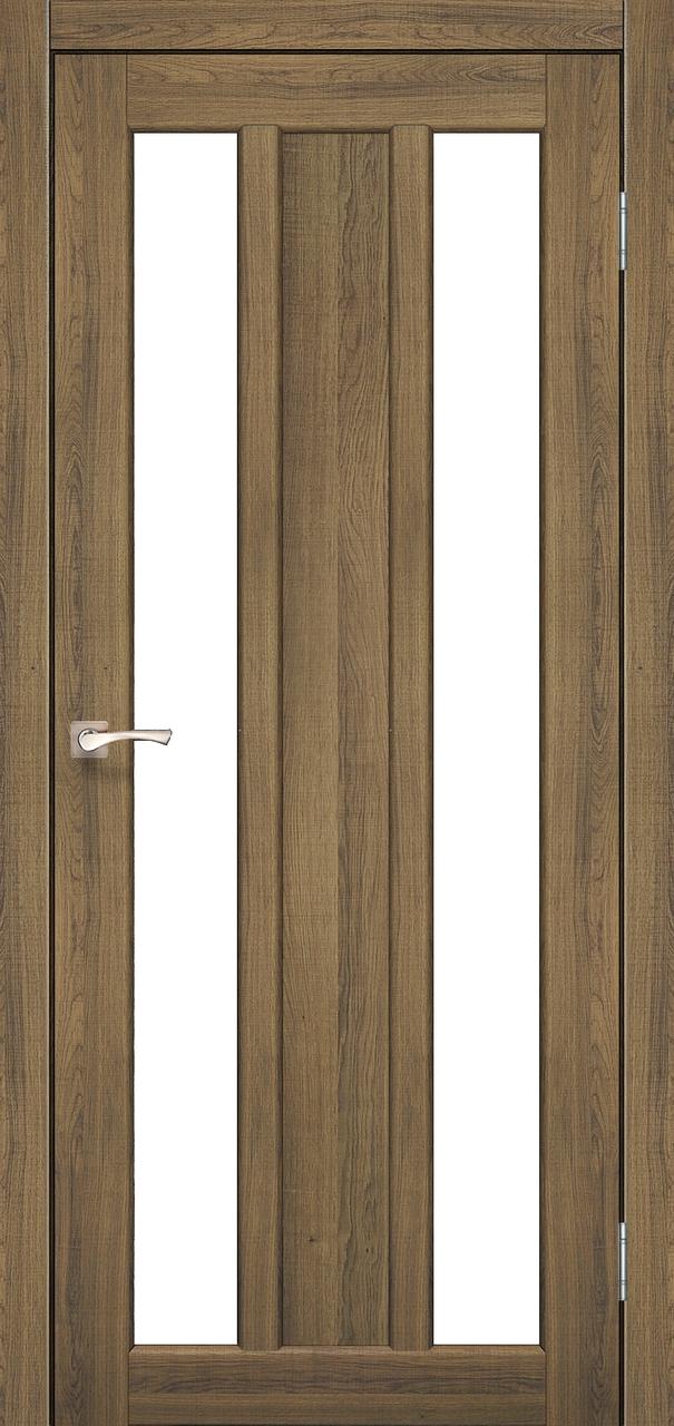 Двери KORFAD NP-01 Полотно+коробка+1 к-кт наличников, эко-шпон
