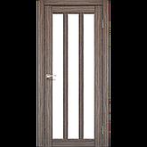 Двери KORFAD NP-02 Полотно+коробка+1 к-кт наличников, эко-шпон, фото 2